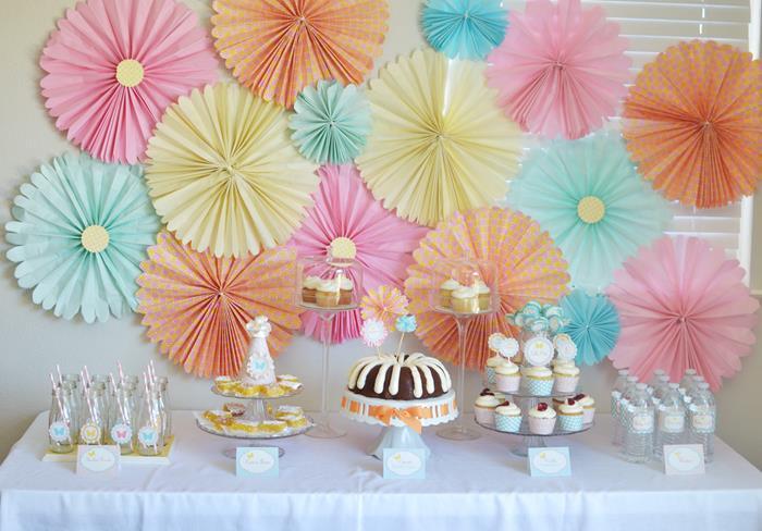 Kara S Party Ideas Butterfly Garden Baby Shower Birthday Party