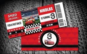 Disney Cars Party via Kara's Party Ideas | Kara'sPartyIdeas.com #Disney #RaceCar #Party #Idea #mybestwishes (29)