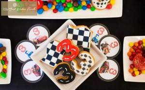 Disney Cars Party via Kara's Party Ideas | Kara'sPartyIdeas.com #Disney #RaceCar #Party #Idea #mybestwishes (25)