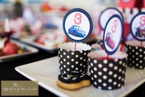 Disney Cars Party via Kara's Party Ideas | Kara'sPartyIdeas.com #Disney #RaceCar #Party #Idea #mybestwishes (35)