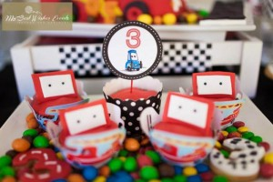 Disney Cars Party via Kara's Party Ideas | Kara'sPartyIdeas.com #Disney #RaceCar #Party #Idea #mybestwishes (22)