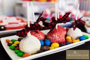 Disney Cars Party via Kara's Party Ideas | Kara'sPartyIdeas.com #Disney #RaceCar #Party #Idea #mybestwishes (15)
