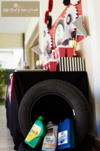 Disney Cars Party via Kara's Party Ideas | Kara'sPartyIdeas.com #Disney #RaceCar #Party #Idea #mybestwishes (14)