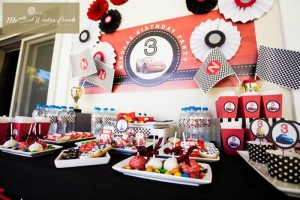 Disney Cars Party via Kara's Party Ideas | Kara'sPartyIdeas.com #Disney #RaceCar #Party #Idea #mybestwishes (2)