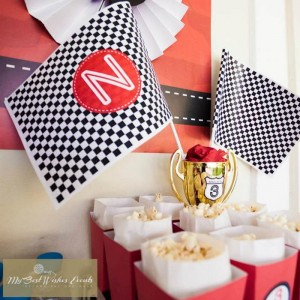 Disney Cars Party via Kara's Party Ideas | Kara'sPartyIdeas.com #Disney #RaceCar #Party #Idea #mybestwishes (32)
