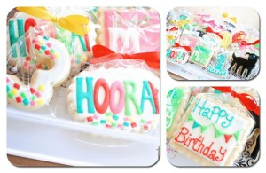 Confetti Birthday Bash via Kara's Party Ideas | Kara'sPartyIdeas.com #birthday #party #planning #ideas #decorations (9)