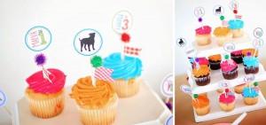 Confetti Birthday Bash via Kara's Party Ideas | Kara'sPartyIdeas.com #birthday #party #planning #ideas #decorations (8)