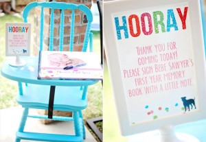 Confetti Birthday Bash via Kara's Party Ideas | Kara'sPartyIdeas.com #birthday #party #planning #ideas #decorations (5)