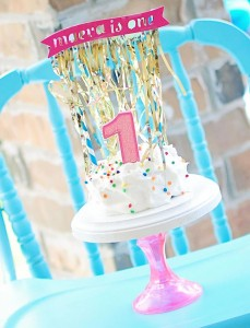 Confetti Birthday Bash via Kara's Party Ideas | Kara'sPartyIdeas.com #birthday #party #planning #ideas #decorations (17)