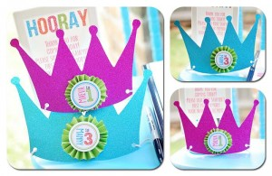 Confetti Birthday Bash via Kara's Party Ideas | Kara'sPartyIdeas.com #birthday #party #planning #ideas #decorations (10)