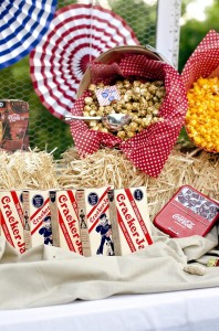 Cracker Jack Birthday Party via Kara's Party Ideas #planning #idea #decorations #tween (27)