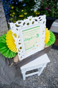 Little Daisy Party via Kara's Party Ideas | Kara'sPartyIdeas.com #Daisy #Party #Baby #Shower #Idea (2)