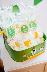 Little Daisy Party via Kara's Party Ideas | Kara'sPartyIdeas.com #Daisy #Party #Baby #Shower #Idea (6)