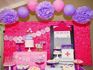 #DocMcstuffins #decorations #cake #idea #planning #girl (1)