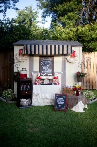 Dog Birthday Party #planning #idea #decorations #bones #cake (13)