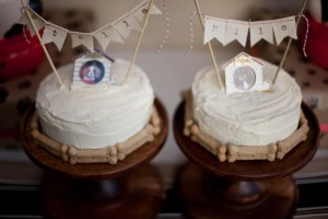 Dog Birthday Party #planning #idea #decorations #bones #cake (23)