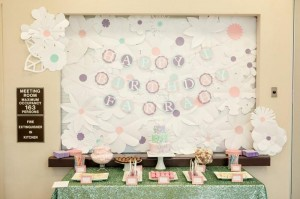 Fairy 1st Birthday Party via Kara's Party Ideas | Kara'sPartyIdeas.com #Fairies #Party #Ideas #Girl #Decorations (49)