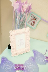 Fairy 1st Birthday Party via Kara's Party Ideas | Kara'sPartyIdeas.com #Fairies #Party #Ideas #Girl #Decorations (36)