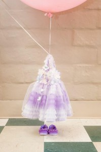 Fairy 1st Birthday Party via Kara's Party Ideas | Kara'sPartyIdeas.com #Fairies #Party #Ideas #Girl #Decorations (10)
