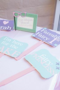 Fairy 1st Birthday Party via Kara's Party Ideas | Kara'sPartyIdeas.com #Fairies #Party #Ideas #Girl #Decorations (5)