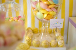 Fairyfloss Cotton Candy Baby Shower via Kara's Party Ideas | Kara'sPartyIdeas.com #CottonCandy #Fairyfloss #Party #Ideas #SugarCoatedMama (57)