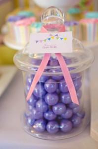Fairyfloss Cotton Candy Baby Shower via Kara's Party Ideas | Kara'sPartyIdeas.com #CottonCandy #Fairyfloss #Party #Ideas #SugarCoatedMama (38)