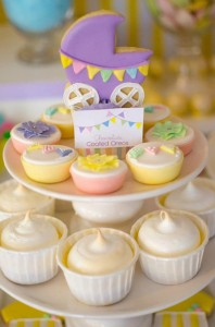 Fairyfloss Cotton Candy Baby Shower via Kara's Party Ideas | Kara'sPartyIdeas.com #CottonCandy #Fairyfloss #Party #Ideas #SugarCoatedMama (30)