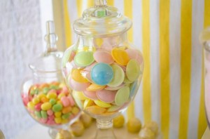 Fairyfloss Cotton Candy Baby Shower via Kara's Party Ideas | Kara'sPartyIdeas.com #CottonCandy #Fairyfloss #Party #Ideas #SugarCoatedMama (24)
