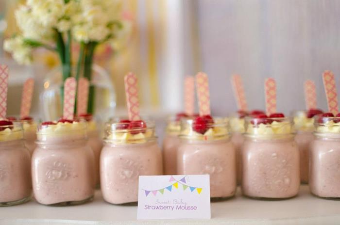 Fairyfloss Cotton Candy Baby Shower Via Karau0027s Party Ideas |  Karau0027sPartyIdeas.com #
