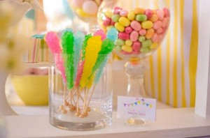 Fairyfloss Cotton Candy Baby Shower via Kara's Party Ideas | Kara'sPartyIdeas.com #CottonCandy #Fairyfloss #Party #Ideas #SugarCoatedMama (18)