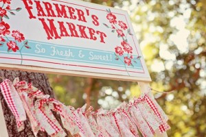 Farmer's Market Party via Kara's Party Ideas | Kara'sPartyIdeas.com #farming #party #idea #boy #girl (25)