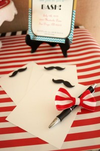 Father Son Mustache Bash via Kara's Party Ides | Kara'sPartyIdeas.com #Father #Son #party #idea (14)