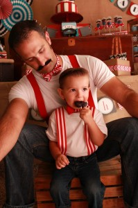 Father Son Mustache Bash via Kara's Party Ides | Kara'sPartyIdeas.com #Father #Son #party #idea (19)