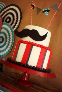 Father Son Mustache Bash via Kara's Party Ides | Kara'sPartyIdeas.com #Father #Son #party #idea (4)