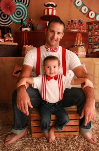 Father Son Mustache Bash via Kara's Party Ides | Kara'sPartyIdeas.com #Father #Son #party #idea (1)