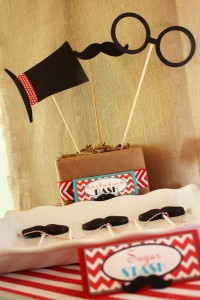 Father Son Mustache Bash via Kara's Party Ides | Kara'sPartyIdeas.com #Father #Son #party #idea (16)