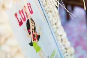 Luau Beach Party via Kara's Party Ideas   Kara'sPartyIdeas,com #Luau #Beach #Party #Planning #Idea #Supplies (16)