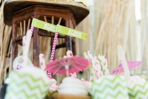 Luau Beach Party via Kara's Party Ideas | Kara'sPartyIdeas,com #Luau #Beach #Party #Planning #Idea #Supplies (20)