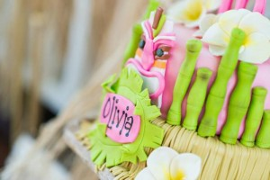Luau Beach Party via Kara's Party Ideas | Kara'sPartyIdeas,com #Luau #Beach #Party #Planning #Idea #Supplies (18)