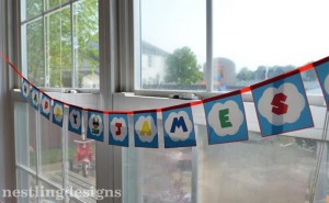 Super Mario Brothers Birthday Party #planning #ideas #decorations #cake #idea (30)