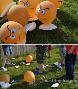 Super Mario Brothers Birthday Party #planning #ideas #decorations #cake #idea (20)