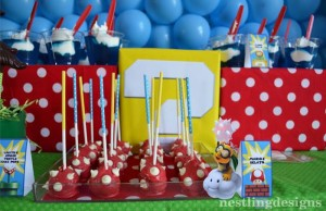 Super Mario Brothers Birthday Party #planning #ideas #decorations #cake #idea (17)