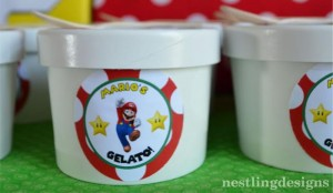 Super Mario Brothers Birthday Party #planning #ideas #decorations #cake #idea (13)