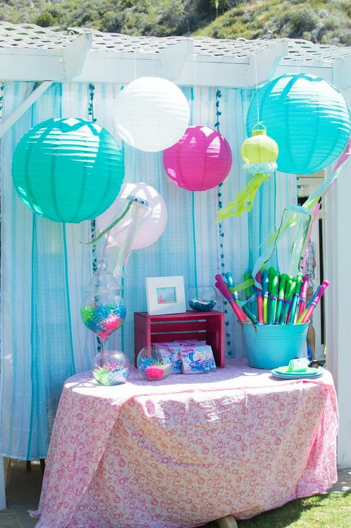 Mermaid Princess Party Via Karas Ideas Planning Idea