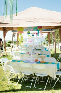 Mermaid Princess Party via Kara's Party Ideas #mermaid #party #planning #idea #decorations #birthday #girl (22)