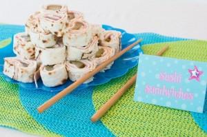 Mermaid Princess Party via Kara's Party Ideas #mermaid #party #planning #idea #decorations #birthday #girl (21)