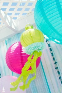 Mermaid Princess Party via Kara's Party Ideas #mermaid #party #planning #idea #decorations #birthday #girl (5)