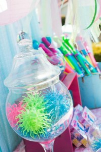 Mermaid Princess Party via Kara's Party Ideas #mermaid #party #planning #idea #decorations #birthday #girl (33)