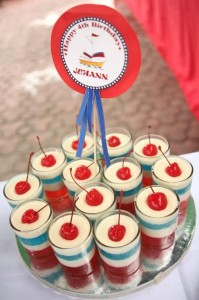 Nautical Themed Party via Kara's Party Ideas | Kara'sPartyIdeas.com #Nautical #Boat #Sailor #Party #Idea #Supplies (29)