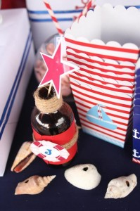 Nautical Themed Party via Kara's Party Ideas | Kara'sPartyIdeas.com #Nautical #Boat #Sailor #Party #Idea #Supplies (28)
